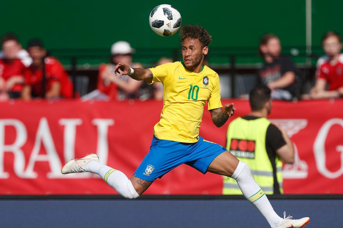 Austria v Brazil - International Friendly