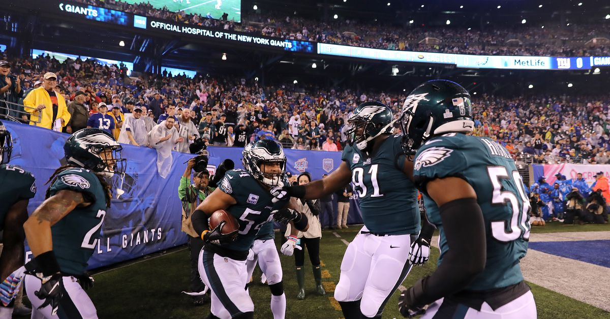 3030843848e Panthers at Eagles  5 questions with Bleeding Green Nation - Cat Scratch  Reader