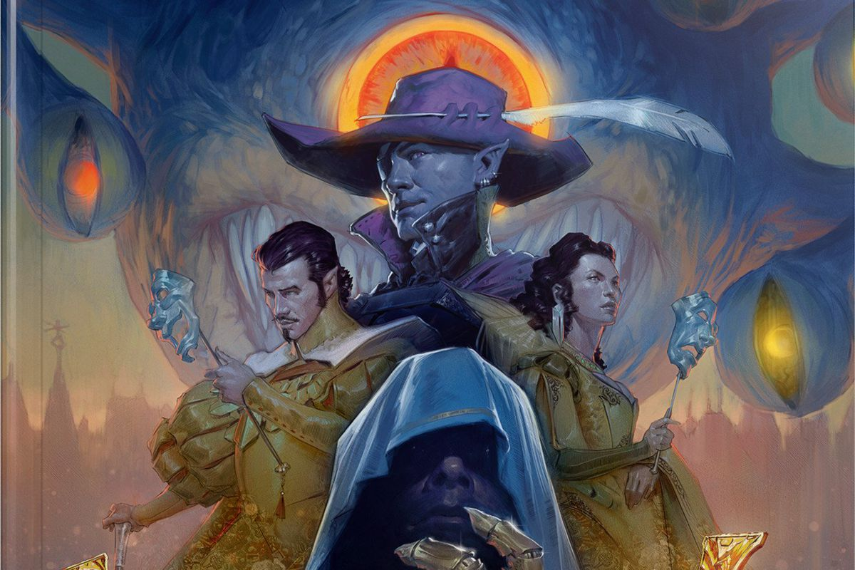 Image result for wizards of the coast artwork dnd