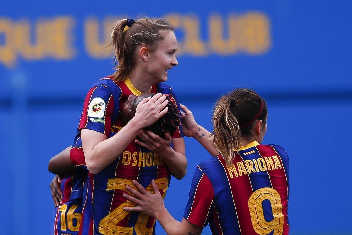 FC Barcelona v Real Madrid - Primera Iberdrola