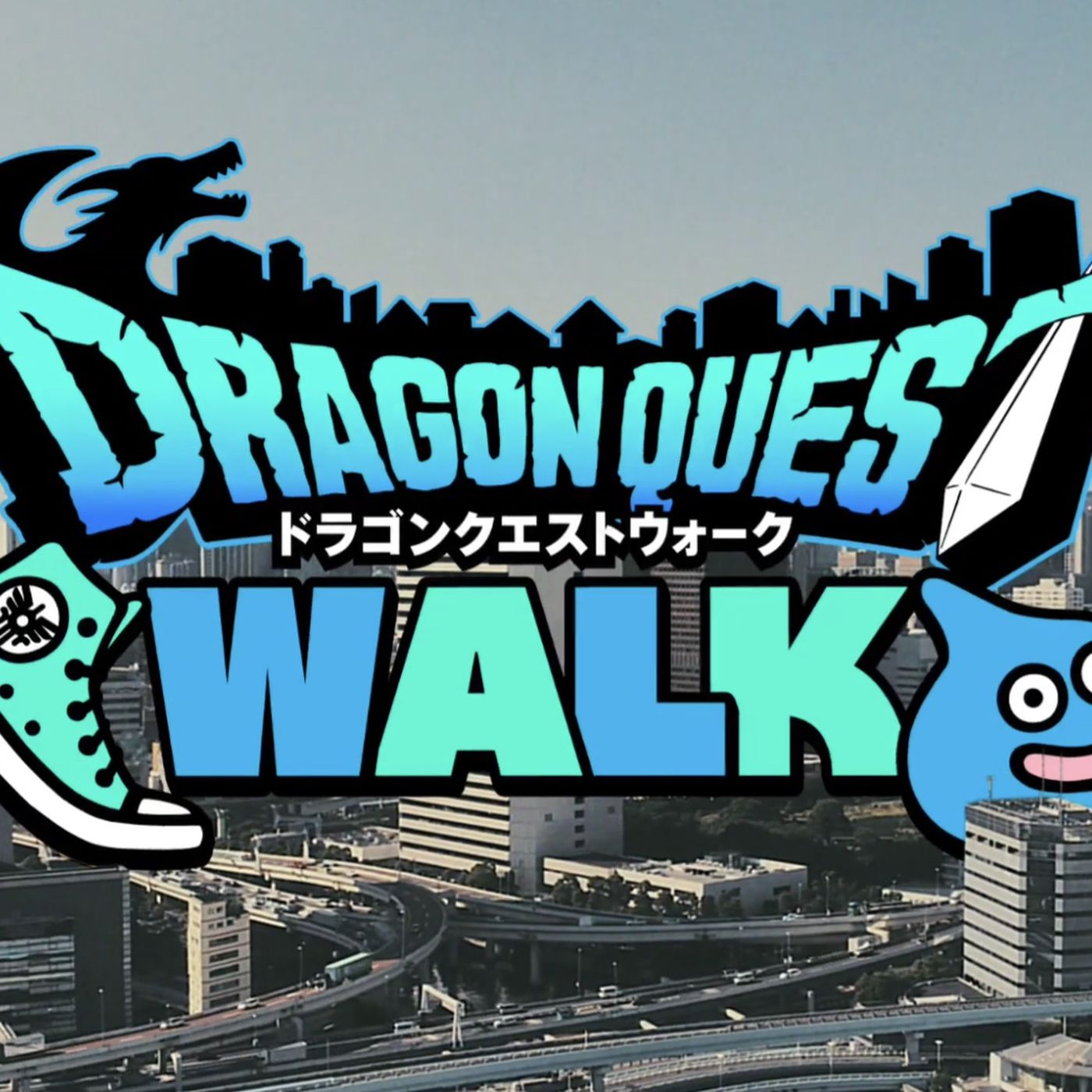 Image result for A Pokémon Go-style Dragon Quest game draws near