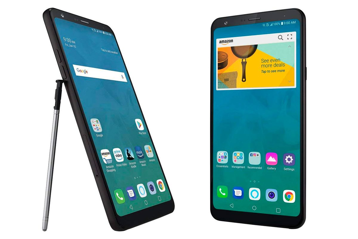 Lg S Budget Take On The Galaxy Note Is Now An Amazon Prime