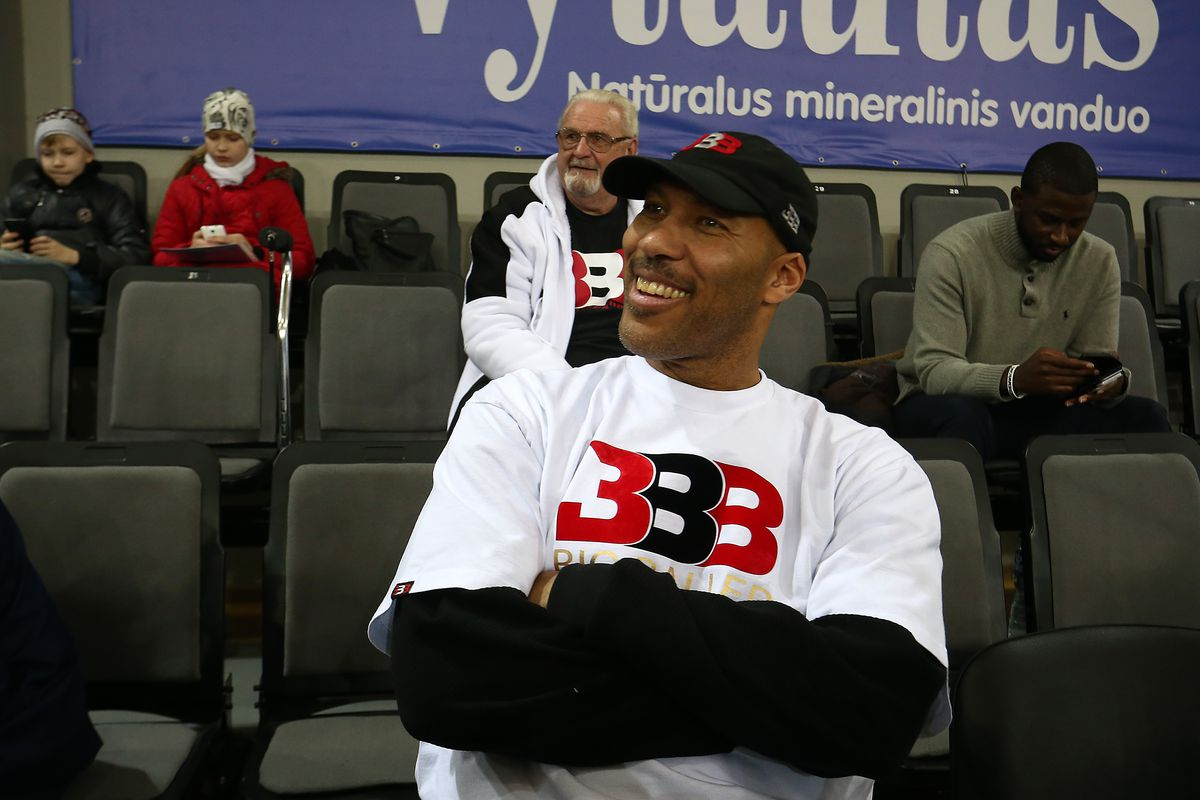 8795db64 The real stars of LaVar Ball's league are the players chasing a dream