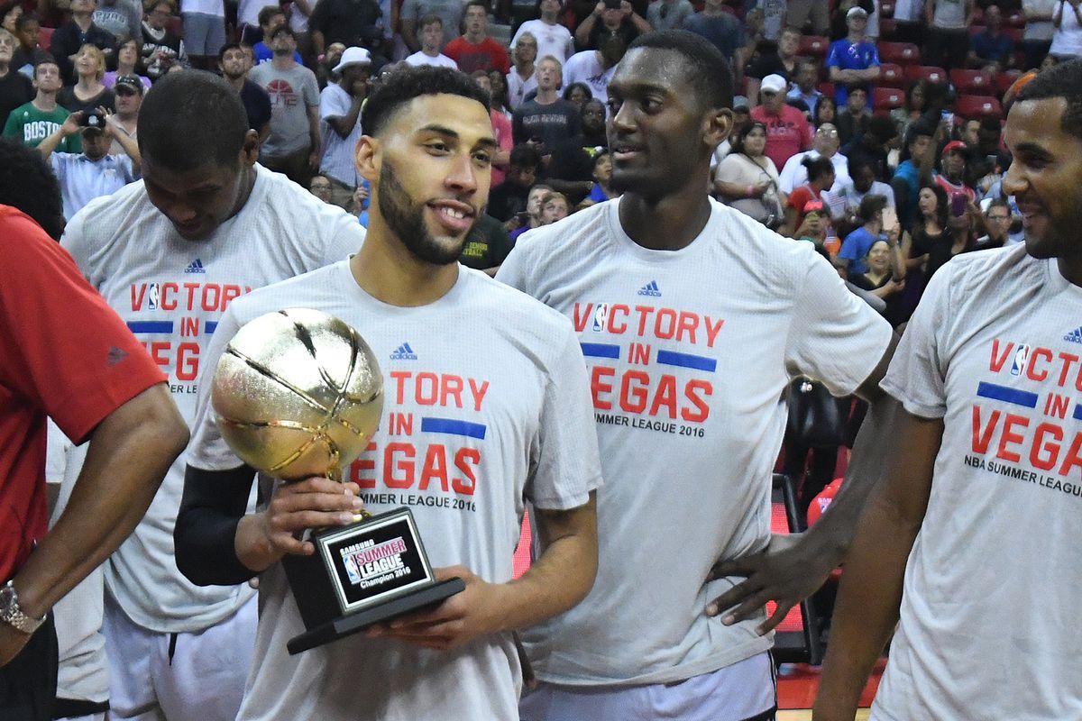 NBA:  Summer League-Final-Chicago Bulls vs Minnesota Timberwolves