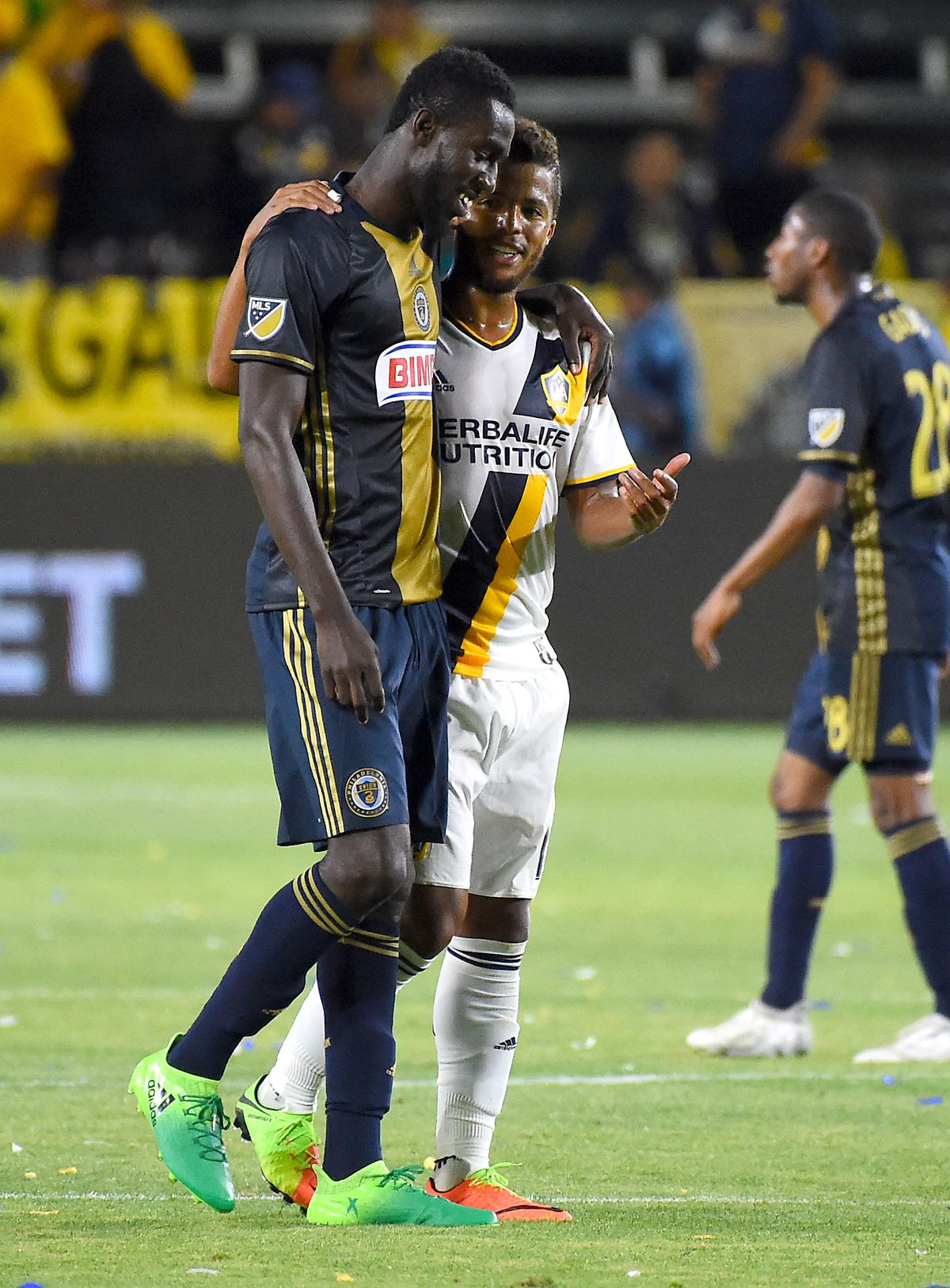 MLS: Philadelphia Union at Los Angeles Galaxy