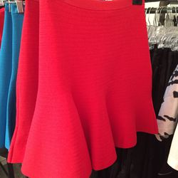 Ohne Titel flare skirt, $212 (from $425)