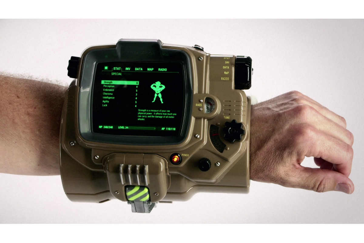 Amazon has fallout 4 pip-boy edition back in stock | gametraders usa.