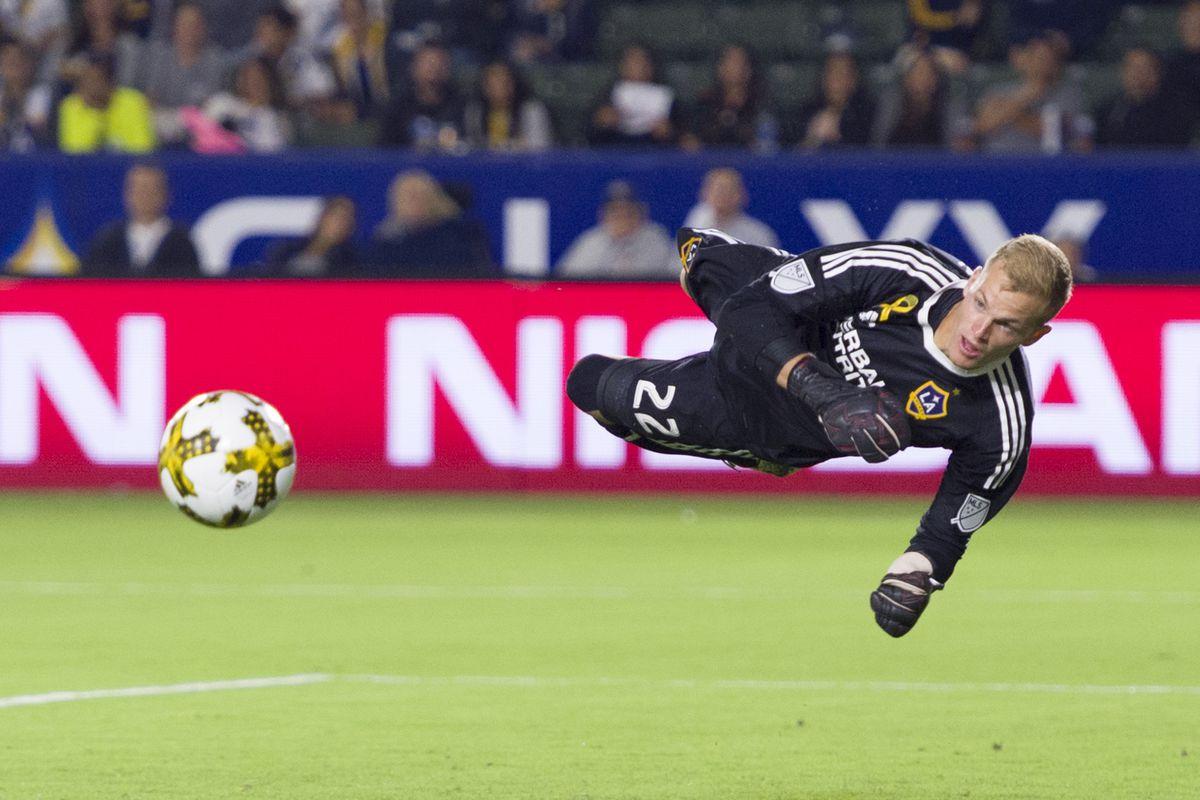 MLS: Toronto FC at Los Angeles Galaxy