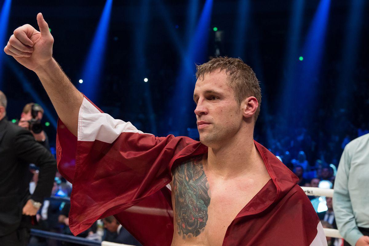 Boxing: Marco Huck vs Mairis Briedis
