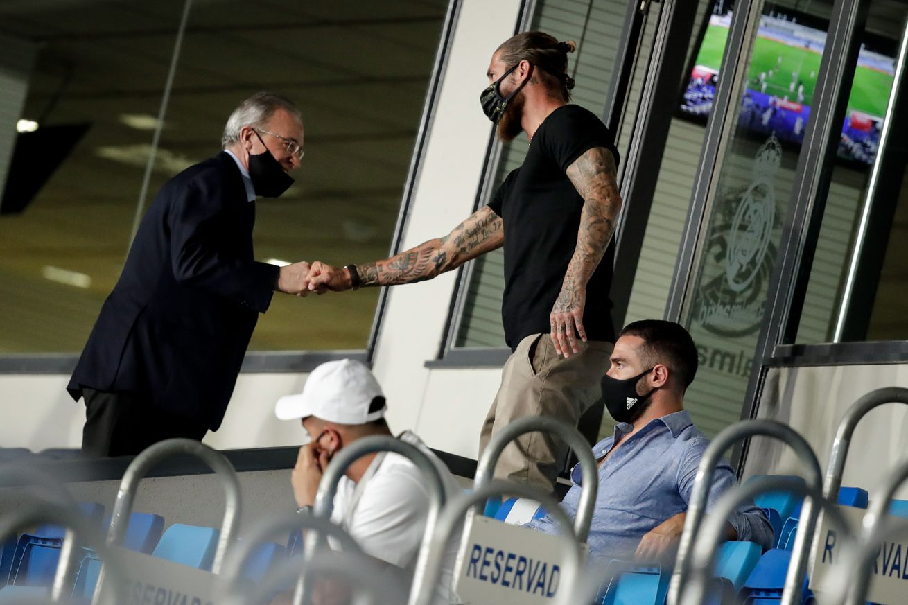 Report: Real Madrid Formally Inform Players There Will Be No New Signings