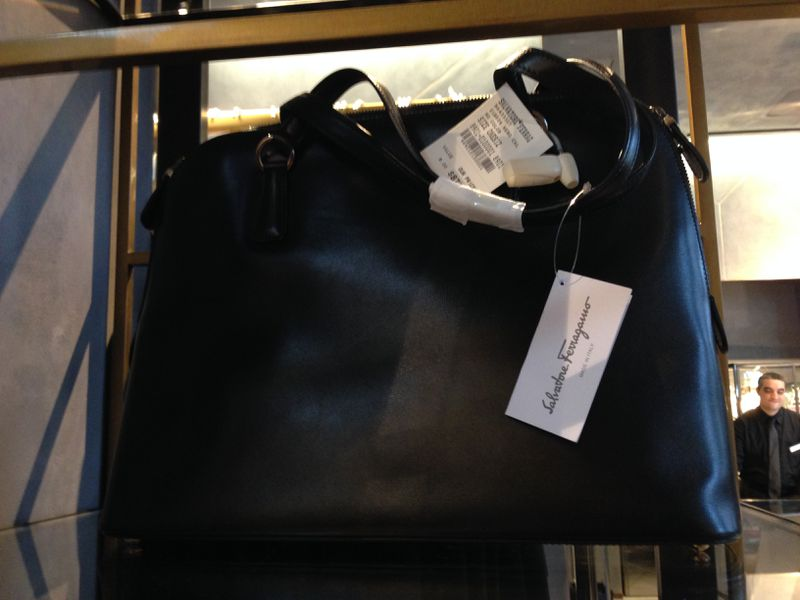60+ Photos From Inside the Ferragamo Sample Sale (Price ...