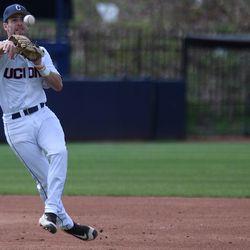 UConn's Bryan Daniello (1)