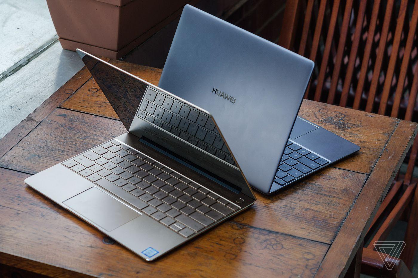 huawei ultrabook. huawei\u0027s new matebook laptops start at $1,000, preorders begin june 30th - the verge huawei ultrabook