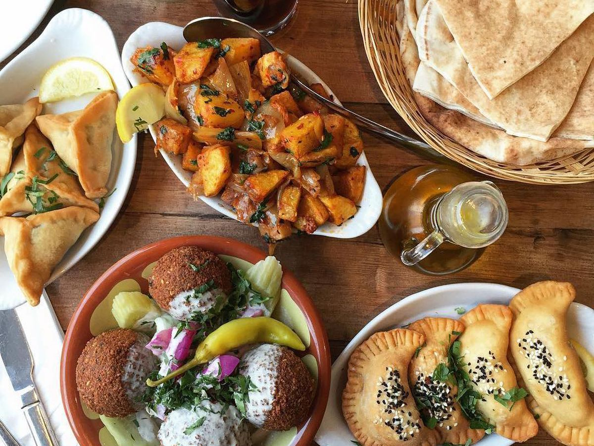 Where to Eat Lebanese Food in London - Eater London