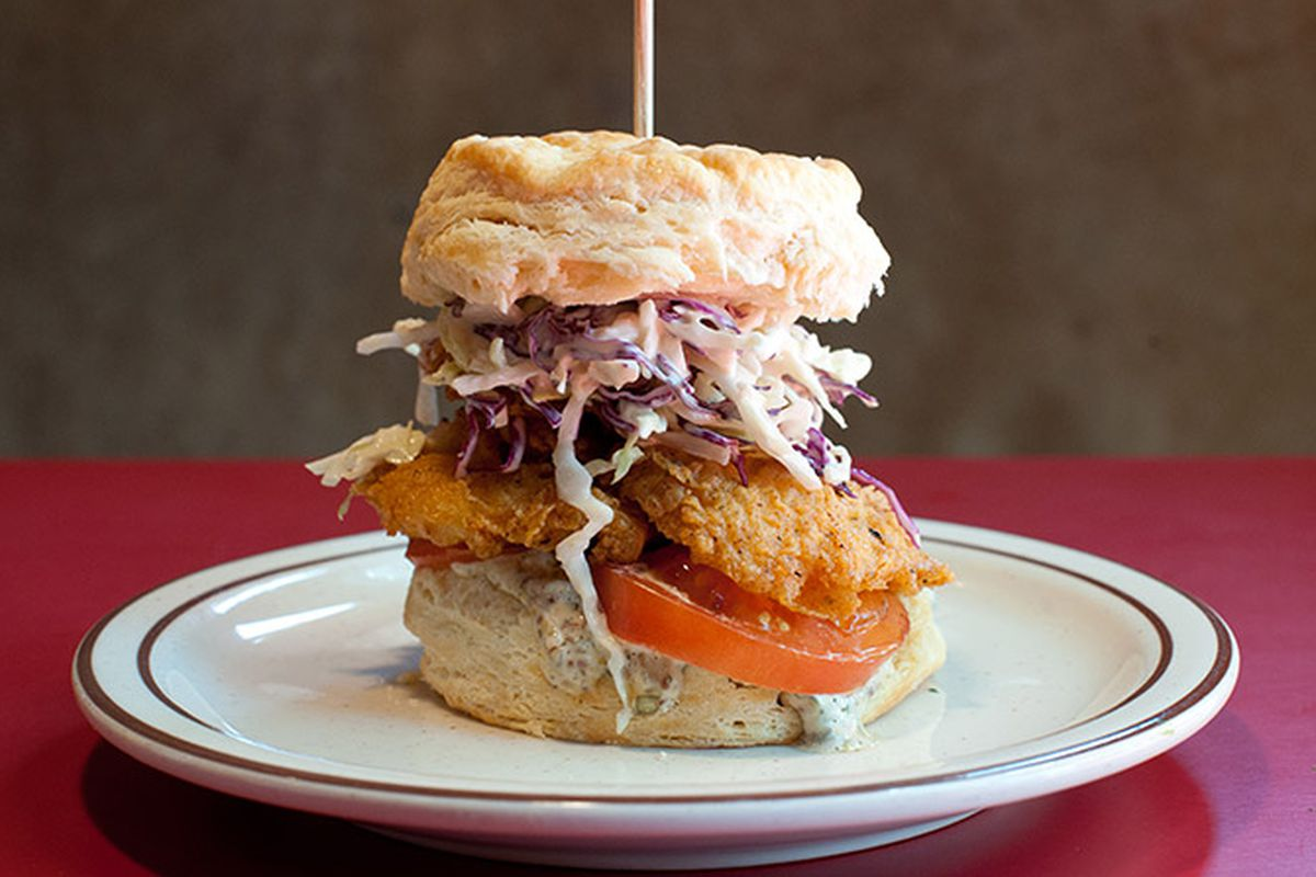 Denver Biscuit Company Will Dish Breakfast At The Stanley