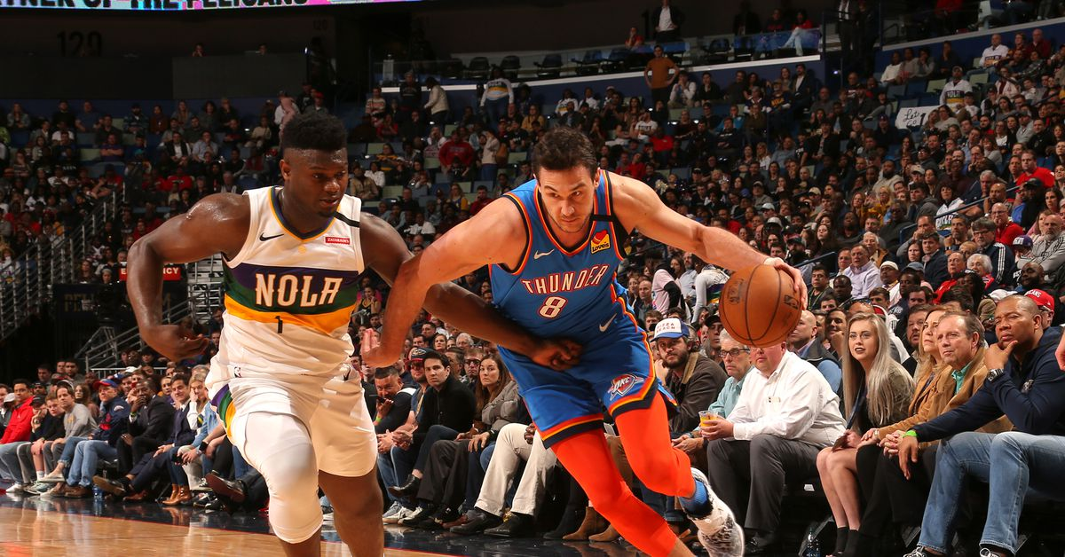 Oklahoma City Thunder Out-Clutch New Orleans Pelicans 123-118