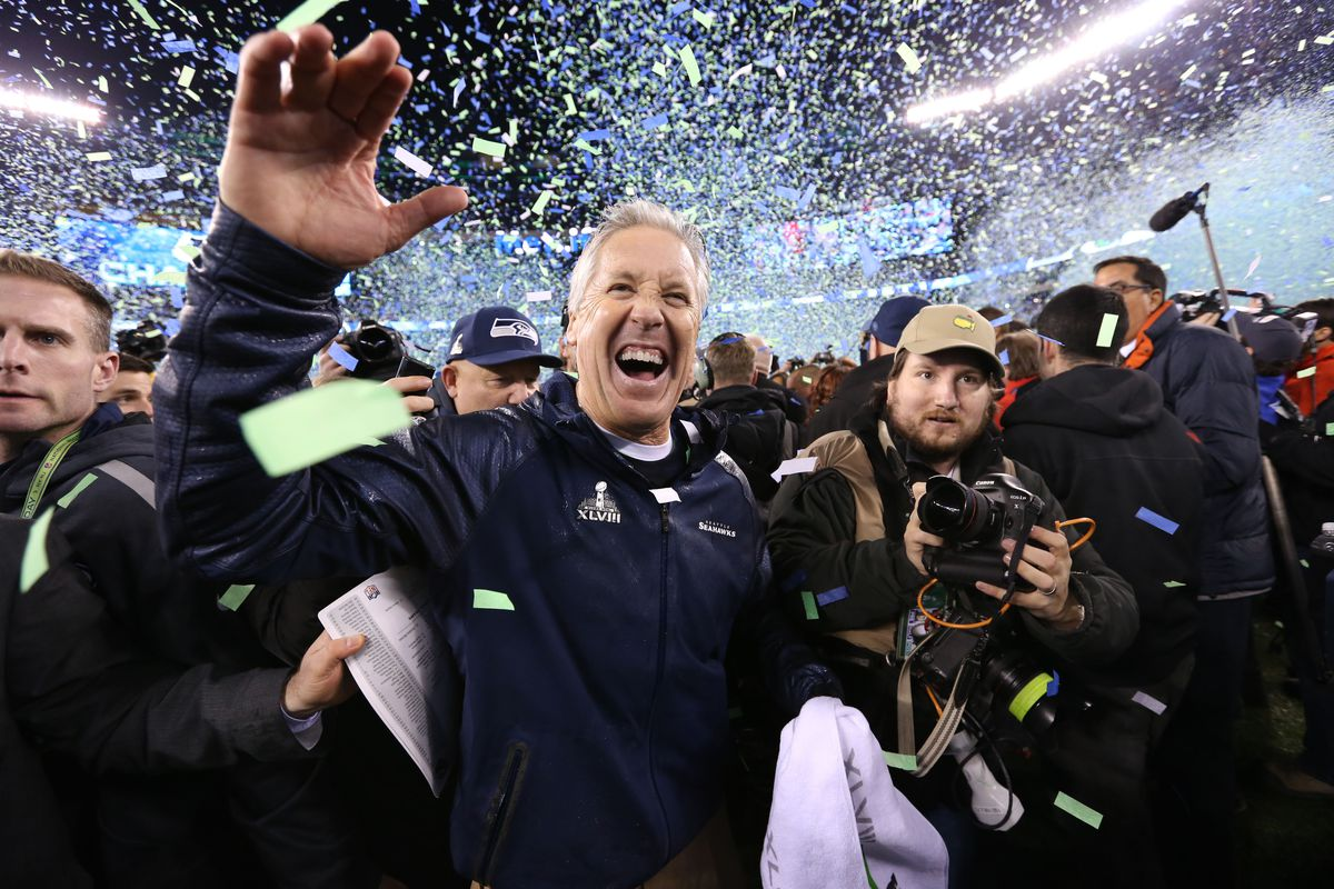 Pete Carroll Super Bowl Winner Started Nfl Career In Buffalo Buffalo Rumblings