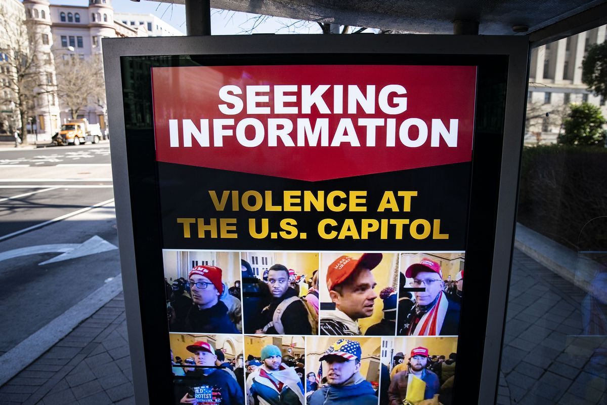 Security Tight On Capitol Hill After Invasion Of U.S. Capitol