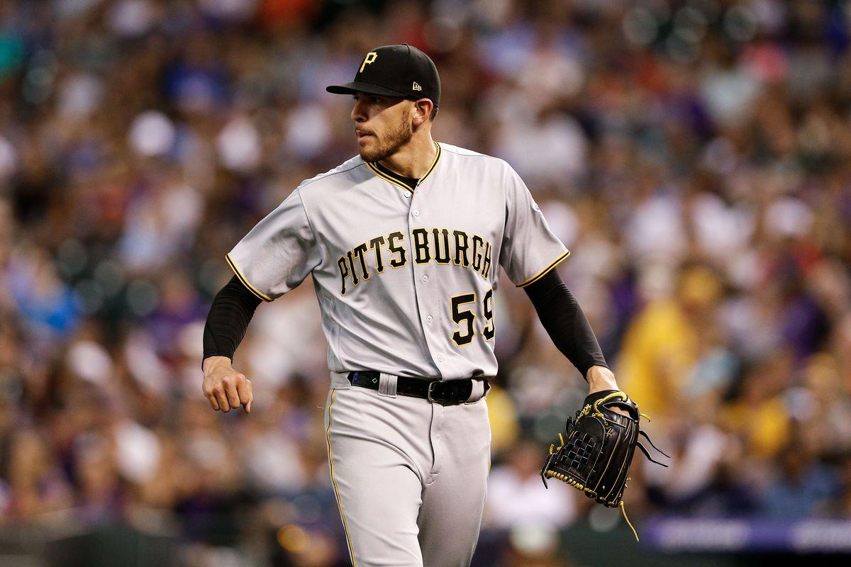 MLB: Pittsburgh Pirates at Colorado Rockies