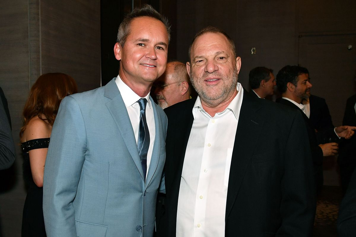 Image result for photos of harvey weinstein and roy price