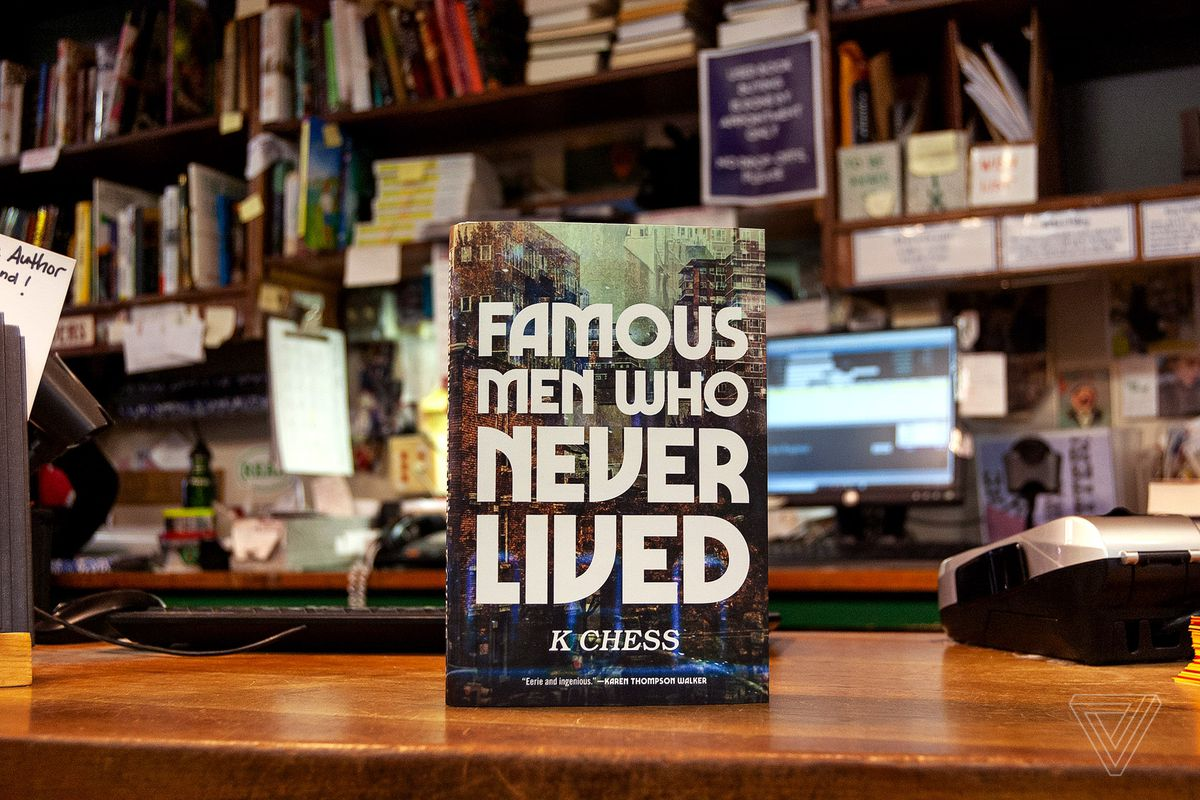 Famous Men Who Never Lived Is About Alternate Worlds And The Plights