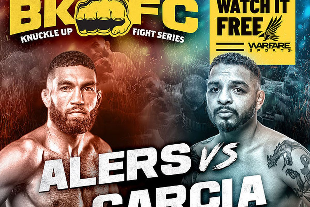 BKFC 7 will stream free on Aug. 10 feat. debut of Melvin Guillard