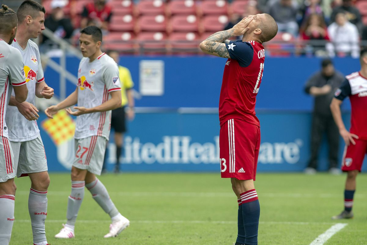 FC Dallas vs New York Red Bulls: Highlights, stats and quote sheet