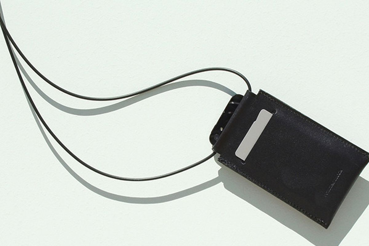 """Building Block iPhone sling, <a href=""""https://building--block.com/products/35"""">$90</a>."""