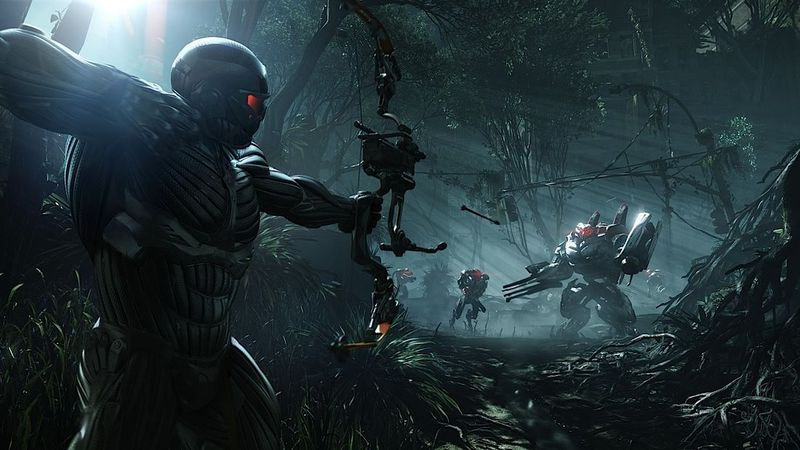Gallery Photo: Crysis 3 screenshots and box art