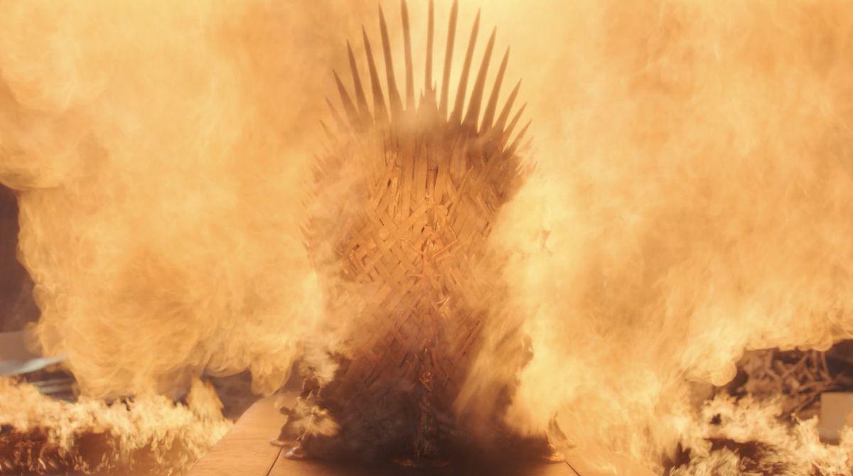 Game of Thrones S08E06 Iron Throne