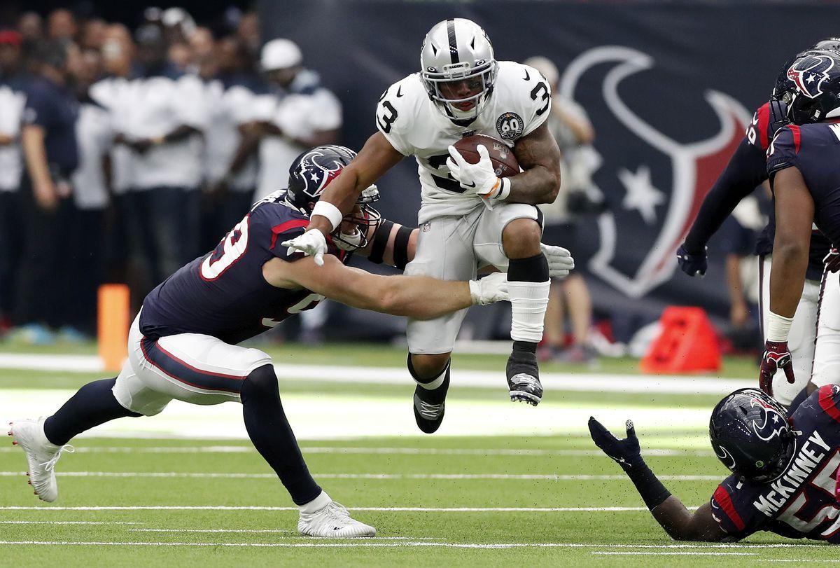 Oakland Raiders v Houston Texans