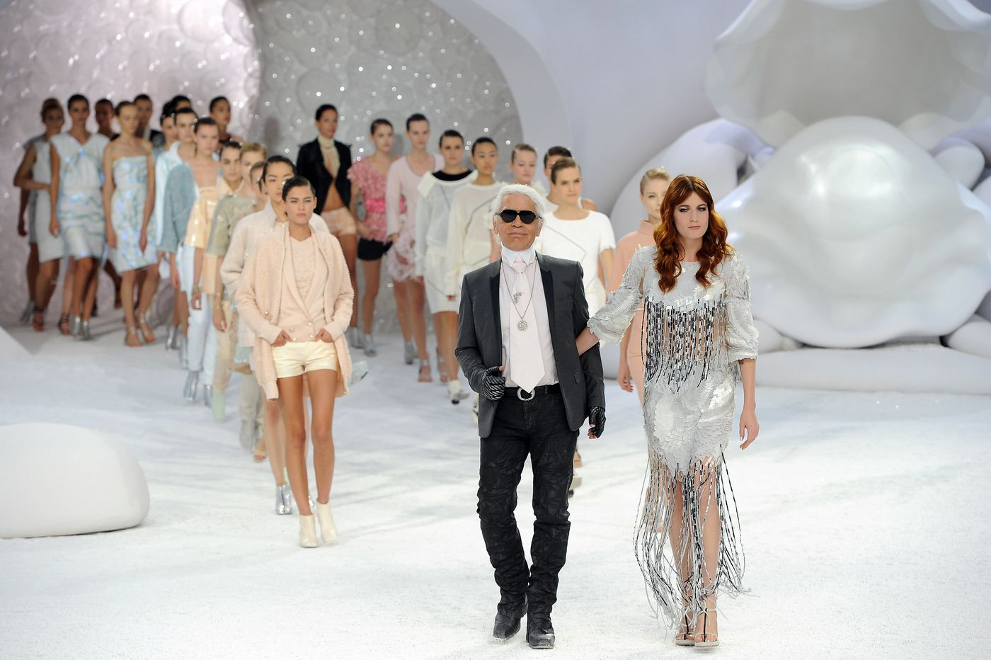 Karl Lagerfeld's most controversial quotes on fat women - Vox