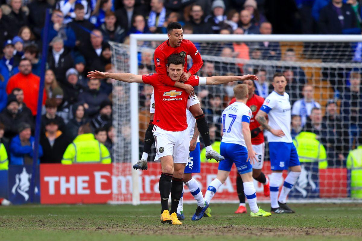 Tranmere Rovers v Manchester United - FA Cup - Fourth Round - Prenton Park