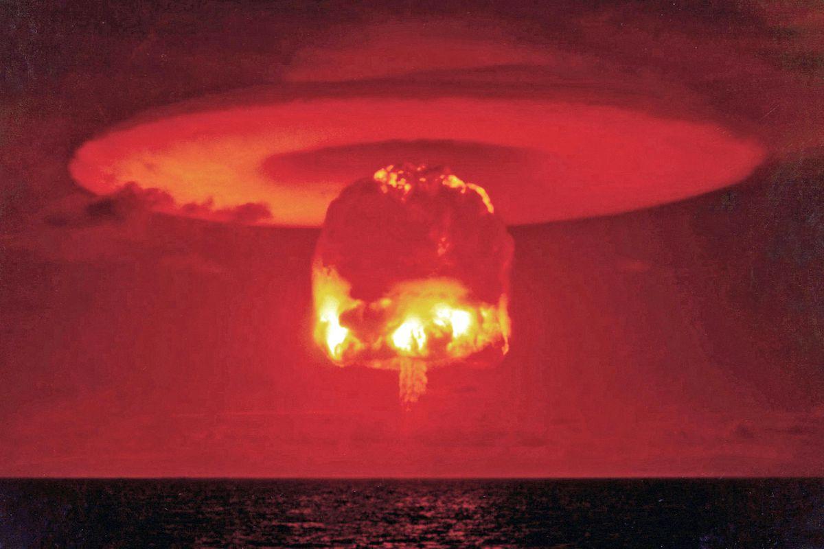 Nuclear Test USA - Castle