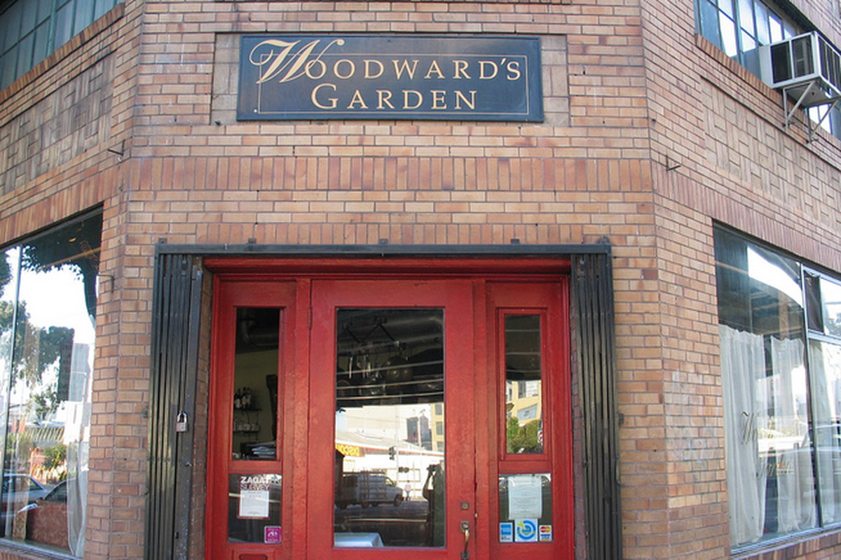 Woodwards Garden Officially Closes A New Dogpatch Coffee Spot