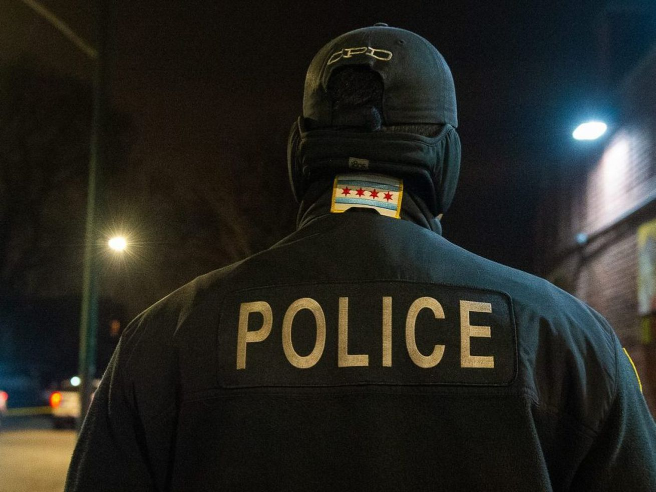 Shots were fired at Chicago police officers Nov. 21, 2020, in Fernwood.