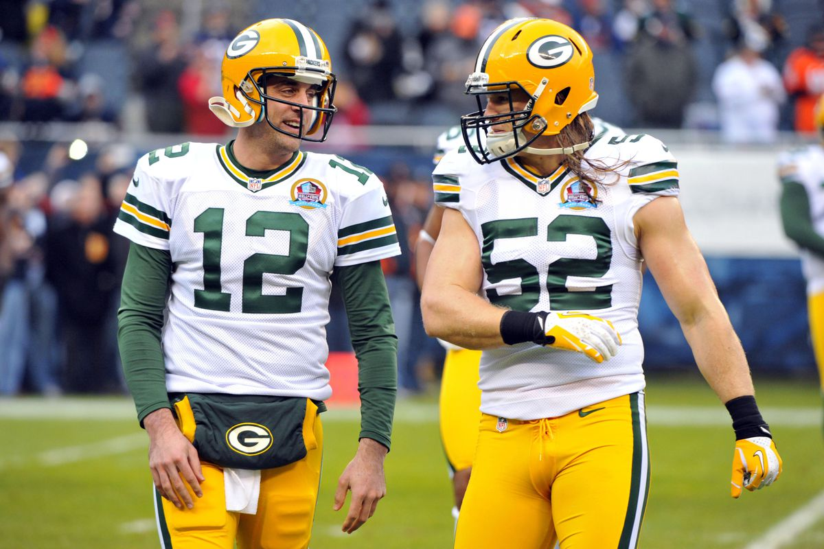 Aaron Rodgers Clay Matthews contracts won t prevent Packers from