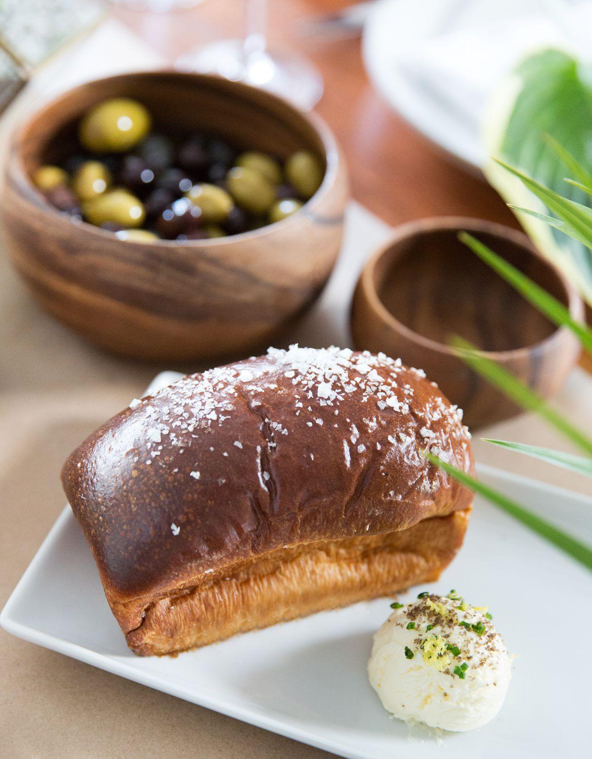 Central Standard's bread