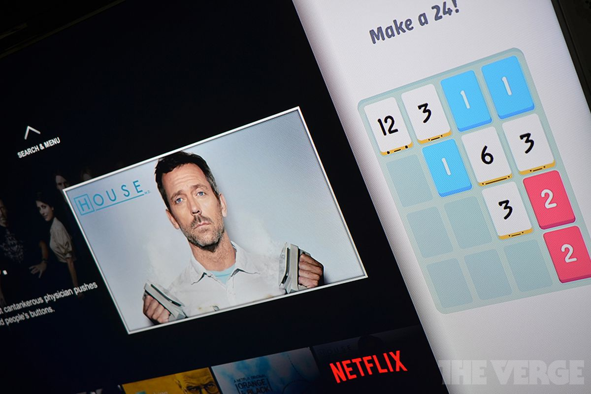 Threes on Xbox One is the ideal Netflix companion - The Verge