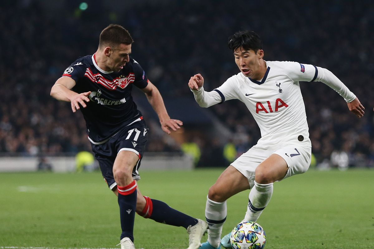 Tottenham Hotspur Travel To Belgrade To Take On Red Star In
