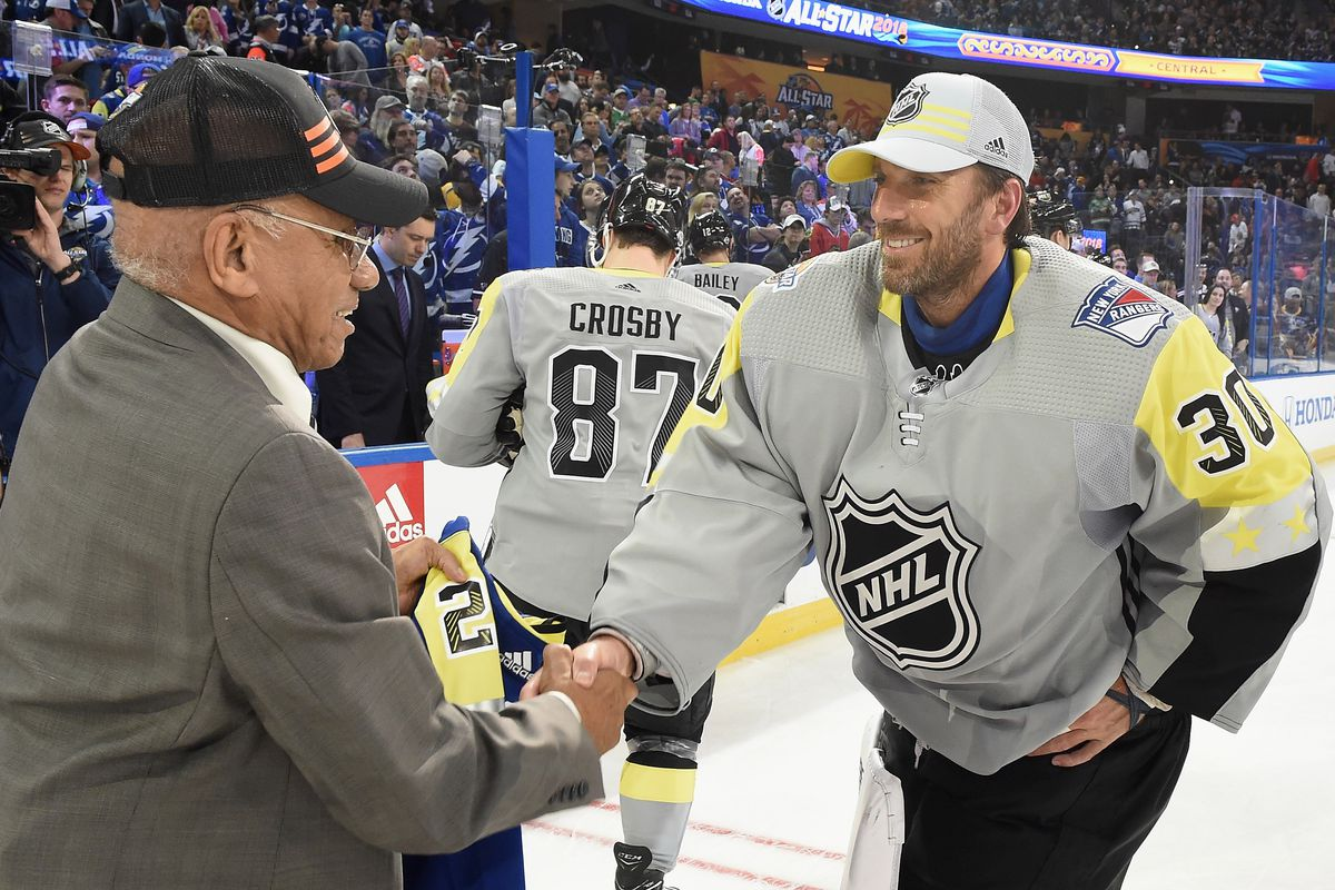 New York Rangers Henrik Lundqvist Named All Star For 5th Time In
