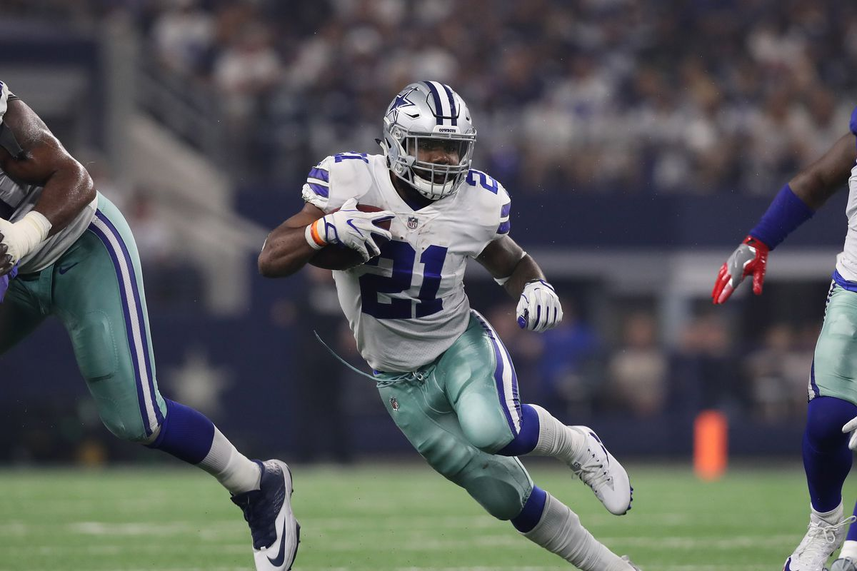 Judge denies NFL's emergency motion against Ezekiel Elliott