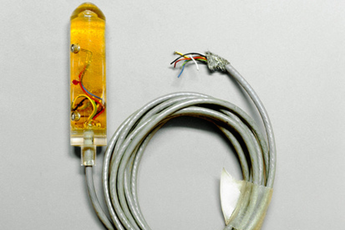 This instrument can measure the blood volume and pulse of the vagina's blood vessels, and it's called a vaginal photoplethysmograph.
