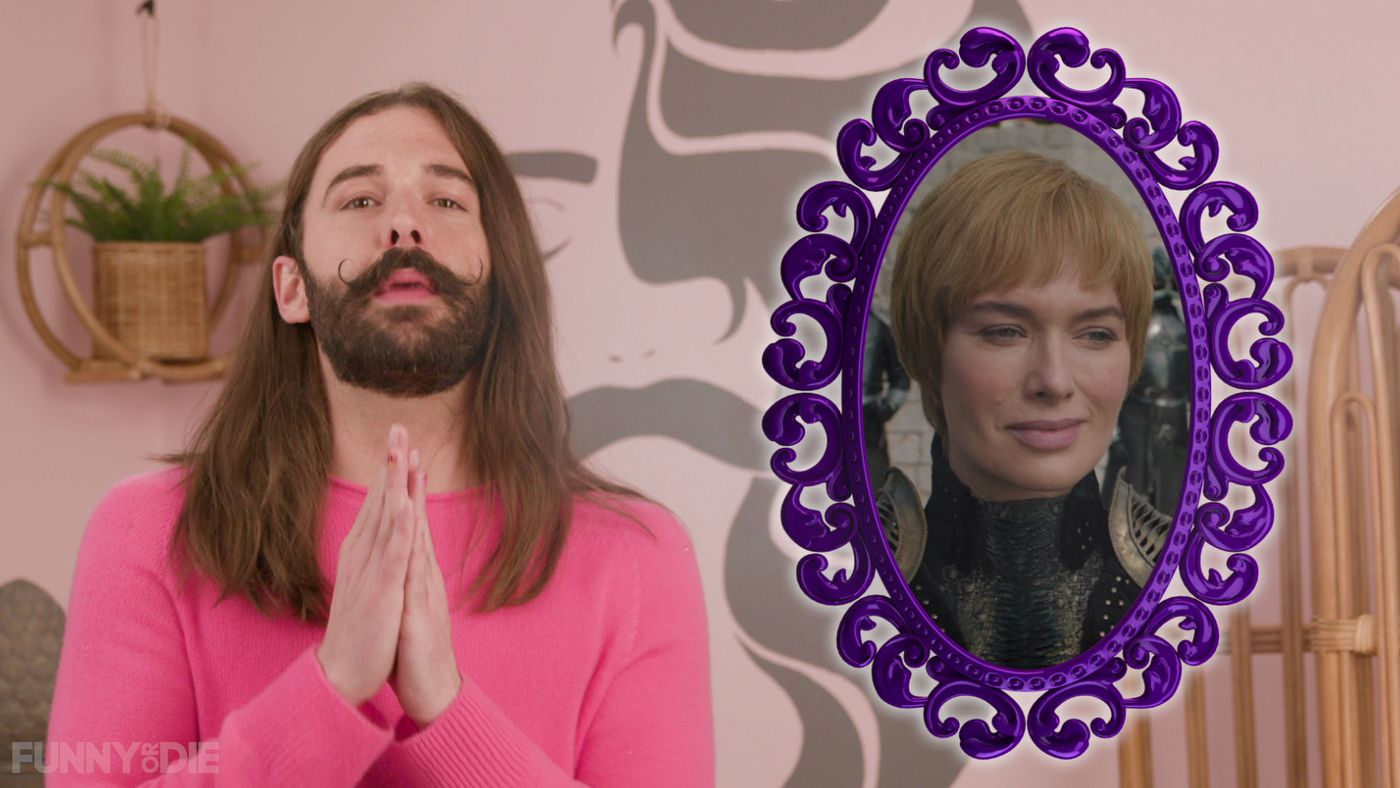 Hair Tips For Cersei Lannister with Jonathan Van Ness