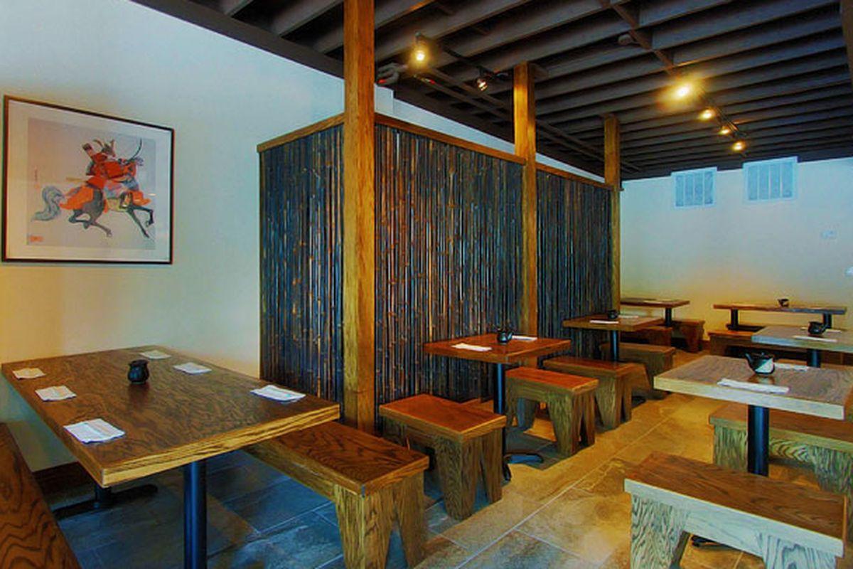 Wagaya Japanese Cuisine & Sushi Bar.