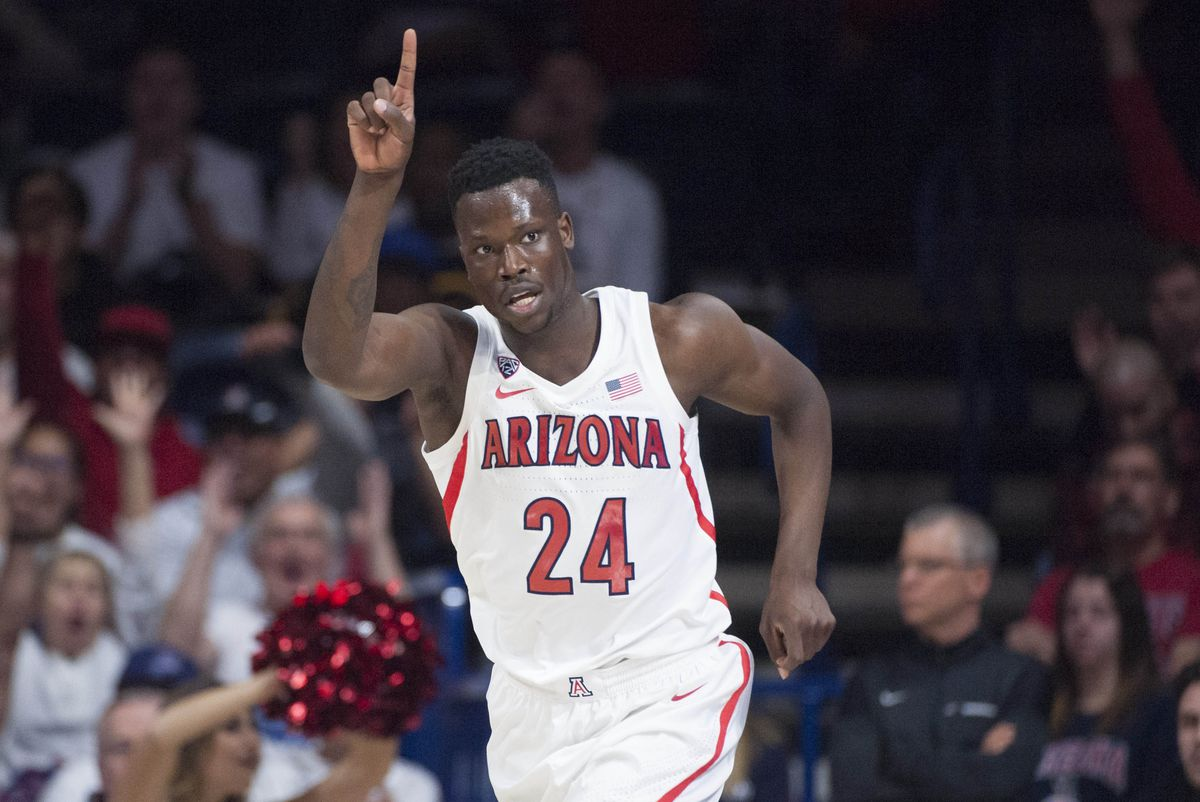 NCAA Basketball: Baylor at Arizona