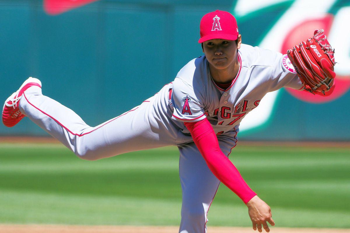 MLB: Los Angeles Angels at Oakland Athletics