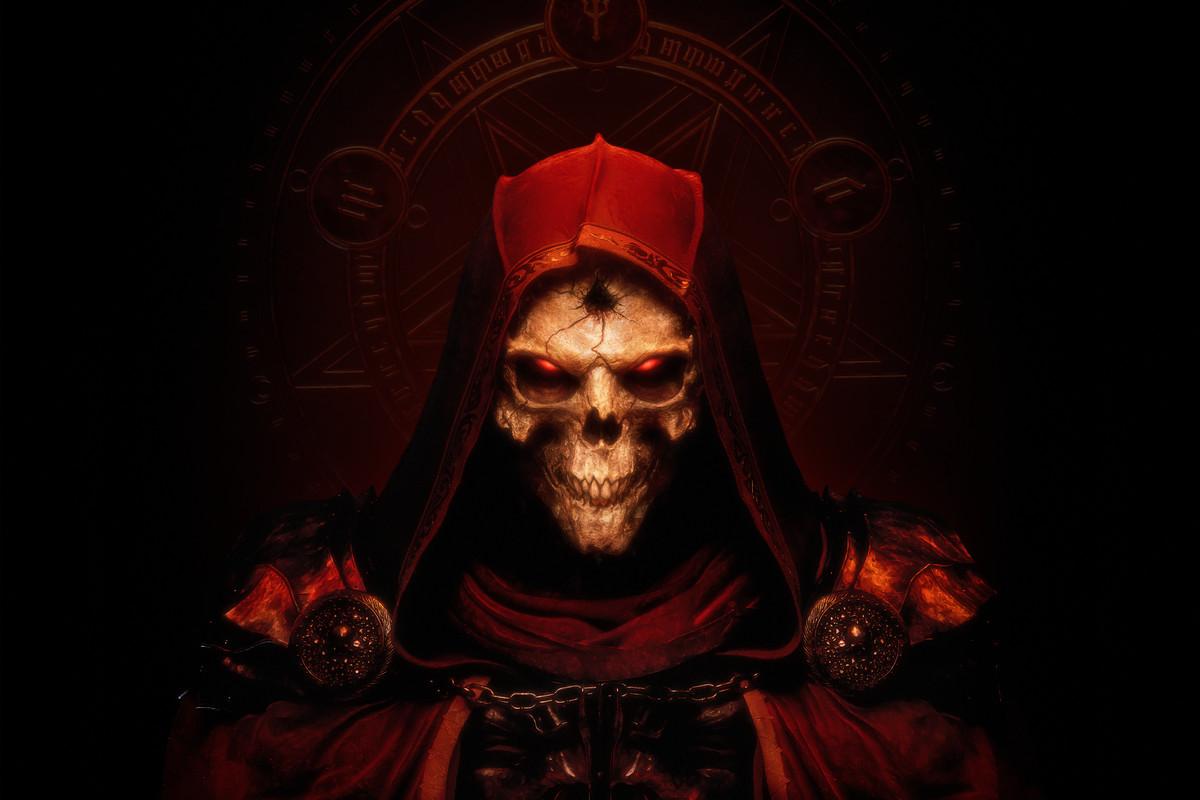 Key art from Diablo Resurrected
