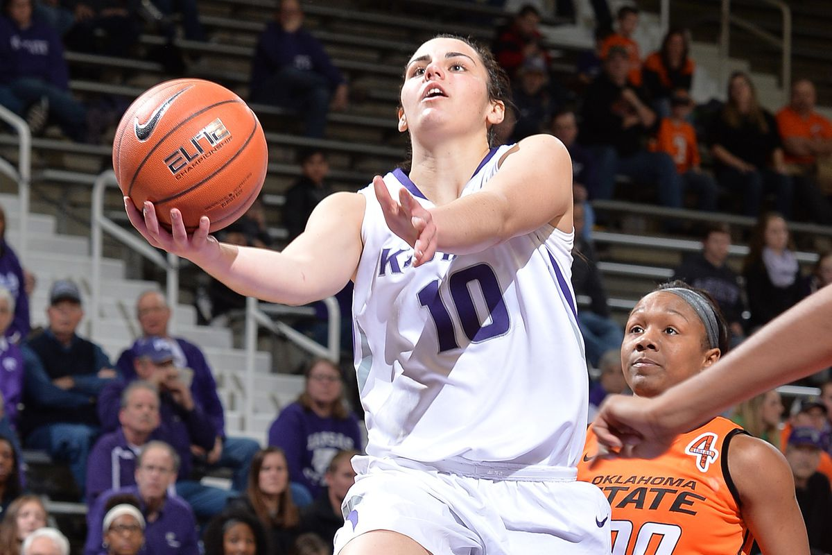 Whether Kansas State wins or loses, Leti Romero is a point guard worth watching in the Big XII.