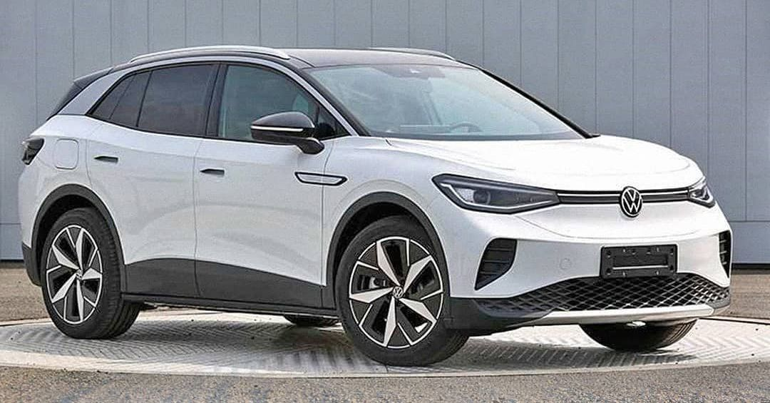 VW's Canada-bound ID.4 electric crossover leaked in photos